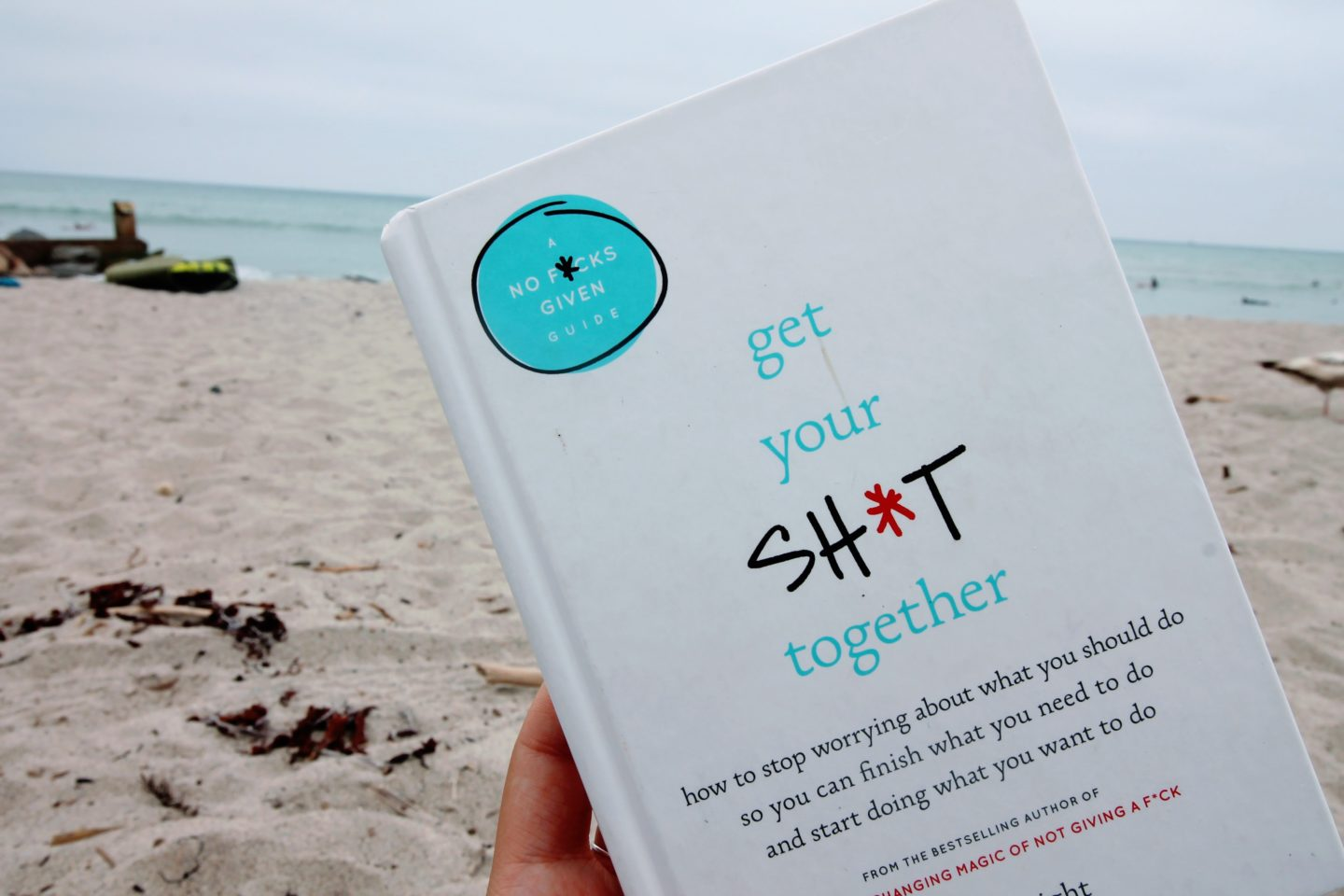 "What I Learned from ""Get Your Sh*t Together"""