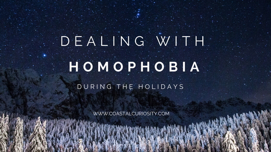 Dealing with Homophobic Family over Christmas