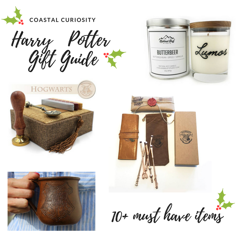 Gift Guide – Gifts for Harry Potter Lovers