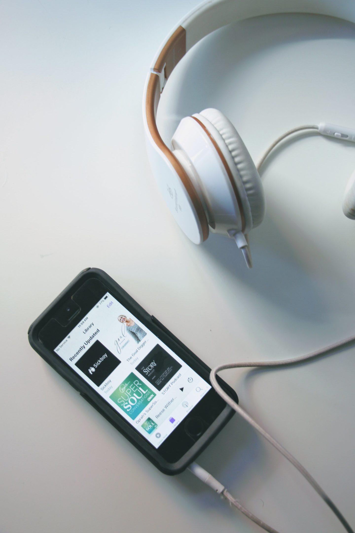 My 5 Favourite Podcasts